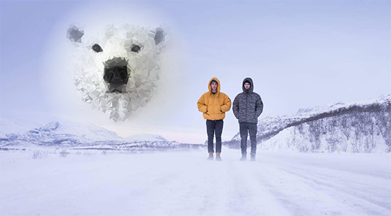 Polarbearz: Music from Gällivare